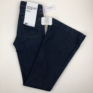 NWT Derek Lam 10 Crosby Noha Sexy Flared Jeans